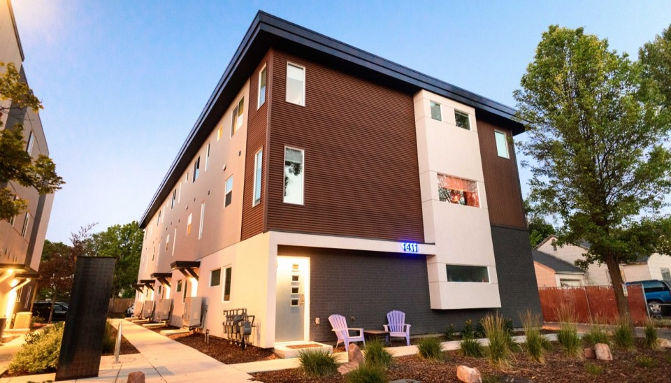 Third East Townhomes